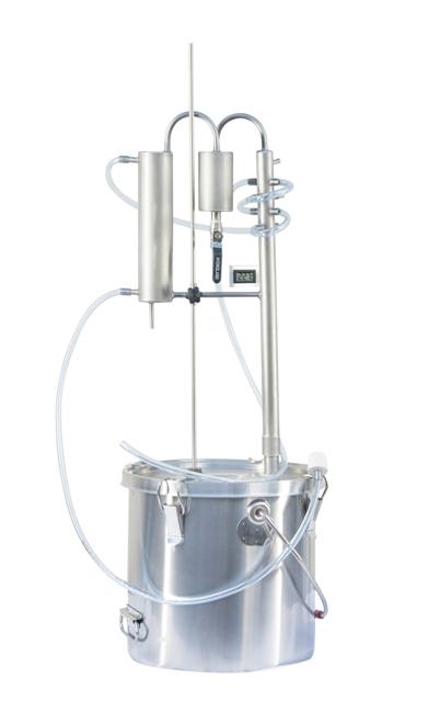 Destilační přístroj 5L-24L STUDENÉ PRSTY
