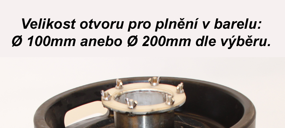 KEG sud 30L - 50L dle výběru