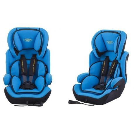 Autosedačka SPORT 9 -36 kg blue