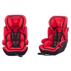 Autosedačka SPORT 9 -36 kg red