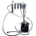 Destilační přístroj 12L-50L STUDENÉ PRSTY