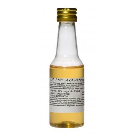 Zkapalňovací enzym ALFAAMYLAZA Whisky Bourbon